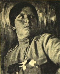 Командир женского батальона смерти М.Л. Бочкарева