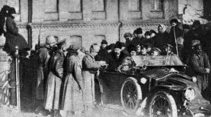 Мартовские дни около Государственной думы